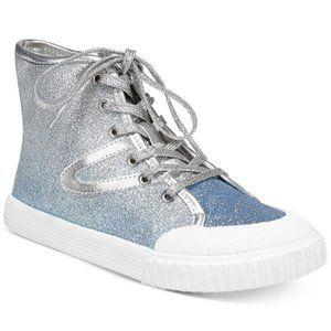 Tretorn Girls Marley Candy Ombre High Top Sneakers